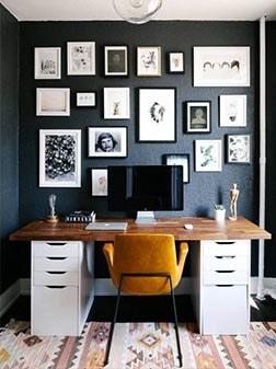 Ideas Para Decorar Un Despacho En Casa O Una Oficina En Casa