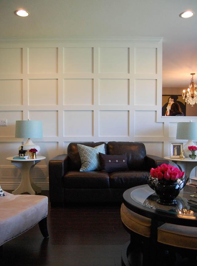 10 ideas para decorar las paredes tu casa con madera tu - Nuestra casa es tu casa ...