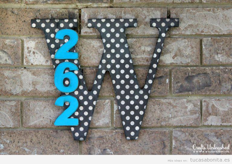 Ideas para decorar entradas y recibidores de un piso o casa 7