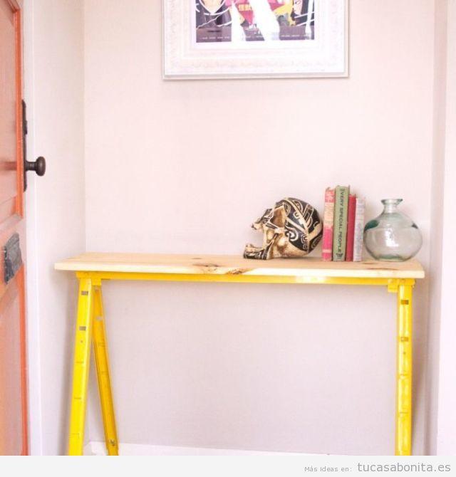 10 ideas para decorar la entada y el recibidor de tu casa for Detalles de una casa