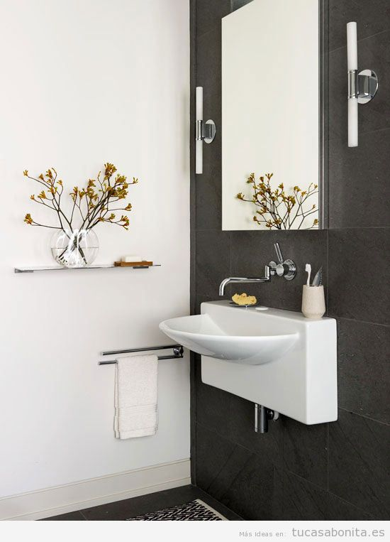 De que color decorar un baño ~ dikidu.com