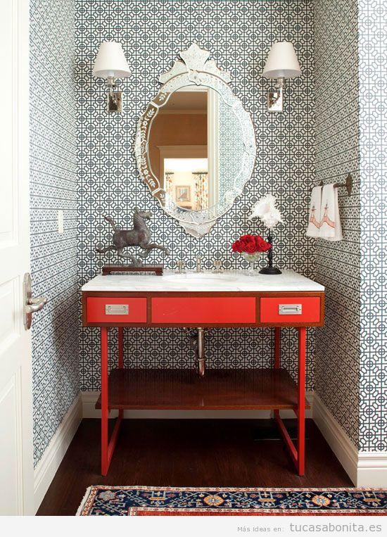 Azulejos para baños vintage ~ dikidu.com