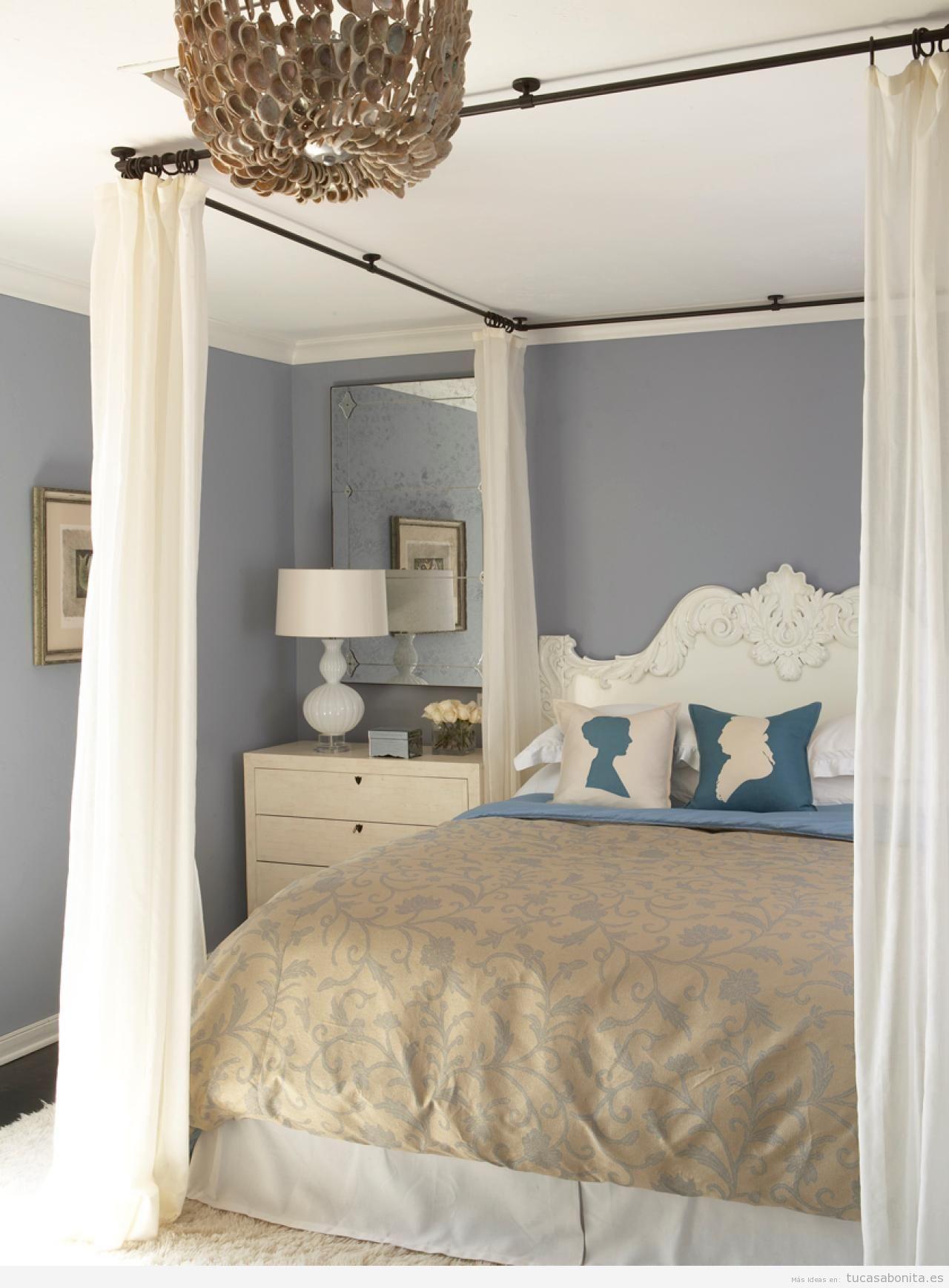 10 estilos diferentes para decorar un dormitorio de matrimonio tu casa bonita. Black Bedroom Furniture Sets. Home Design Ideas