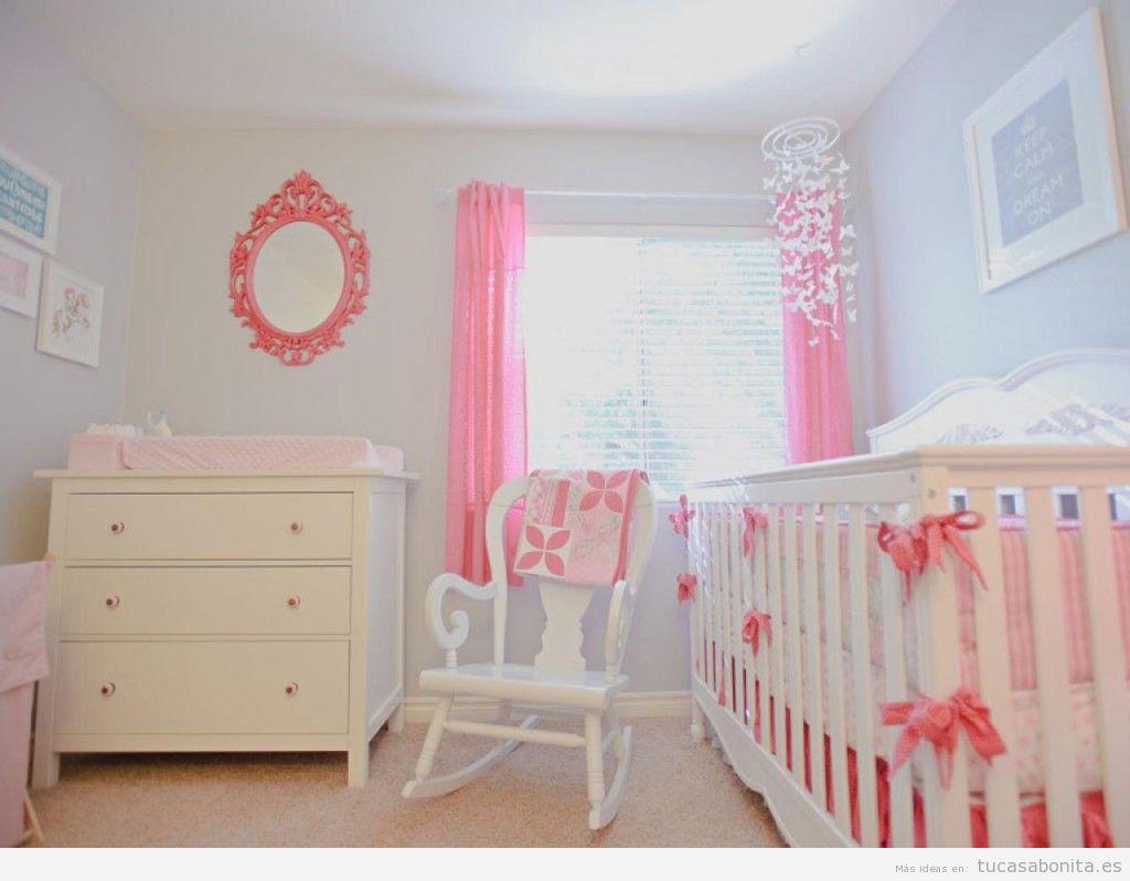 Ideas low cost para decorar habitación niños y bebés 2