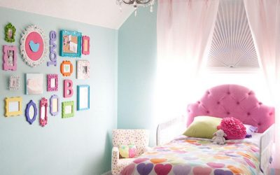 Ideas para decorar una habitación de bebé y de niño con poco dinero