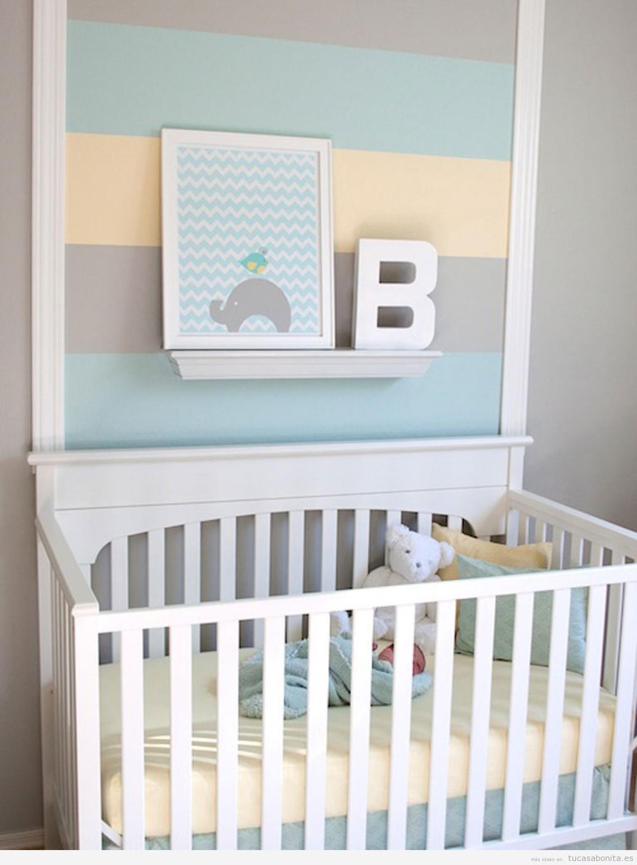 Ideas para decorar una habitaci n de beb y de ni o con - Ideas para decorar la habitacion ...