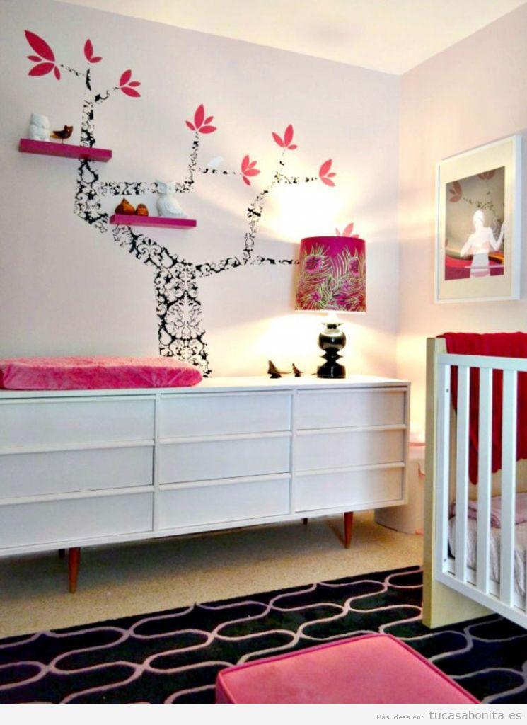 Ideas low cost para decorar habitación niños y bebés 6