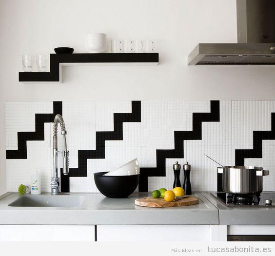 Ideas para diseñar y decorar cocinas 6
