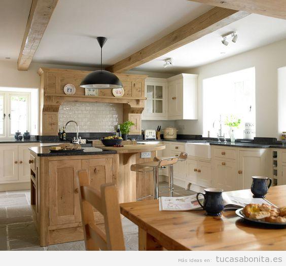 Ideas para diseñar y decorar cocinas 2