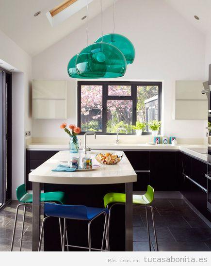 Ideas para diseñar y decorar cocinas 5