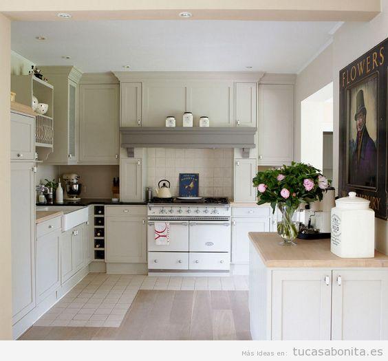 Ideas para diseñar y decorar cocinas 9