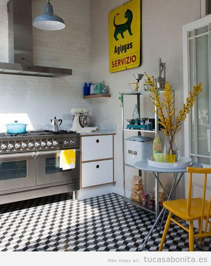 Ideas para diseñar y decorar cocinas