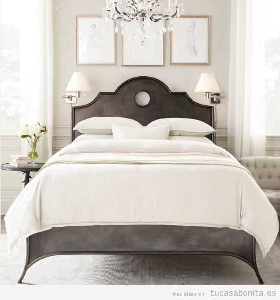 ideas preciosas para decorar dormitorios o habitaciones de