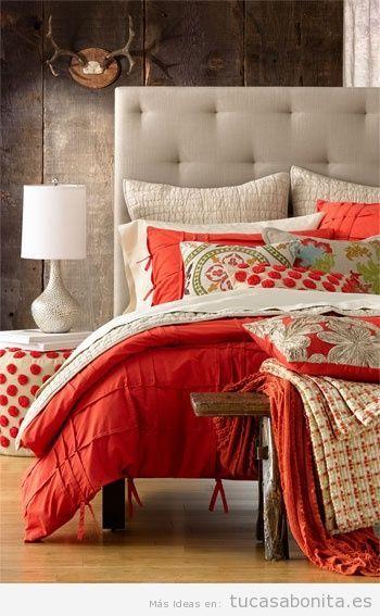 Ideas preciosas para decorar dormitorios o habitaciones de matrimonio