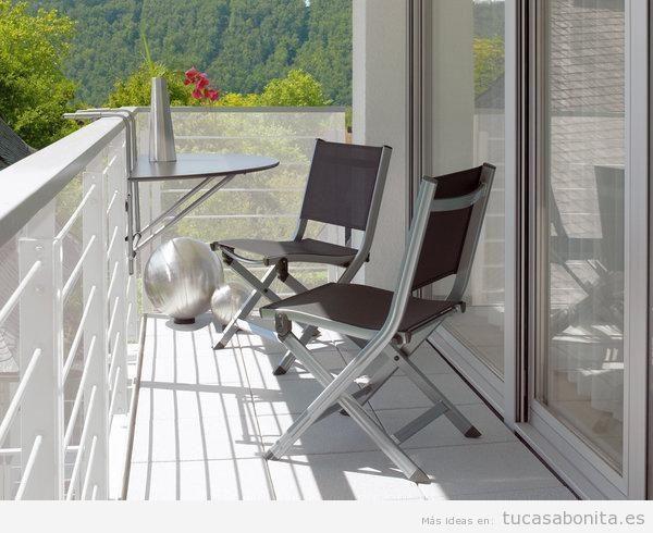 Balcones tu casa bonita ideas para decorar pisos modernos for Ideas para decorar pisos pequenos