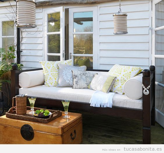 Ideas Para Decorar Patios Y Jardines