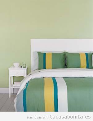 Ideas baratas decorar habitación matrimonio