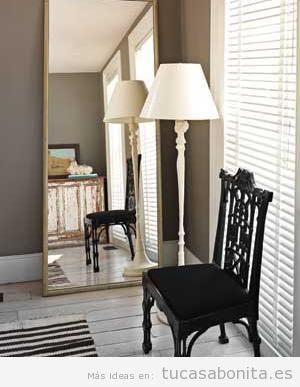 10 ideas low cost para decorar tu casa tu casa bonita for Lamparas cabezal cama
