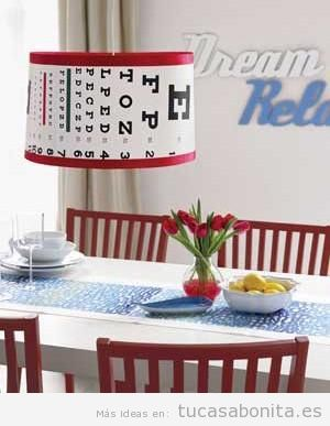 Ideas baratas decorar comedor de casa