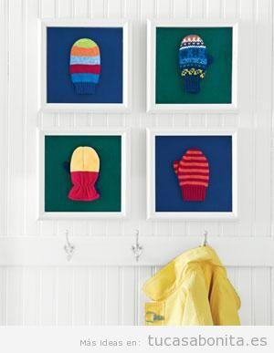 Ideas baratas decorar recibidor casa