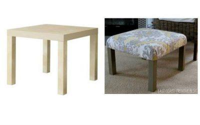 10 alucinantes ideas para modificar DIY muebles y accesorios de IKEA