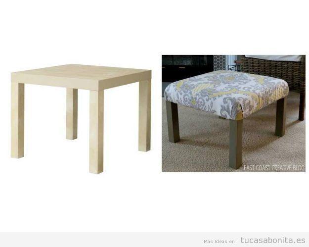 Muebles archivos p gina 2 de 2 tu casa bonita for Modificar muebles ikea