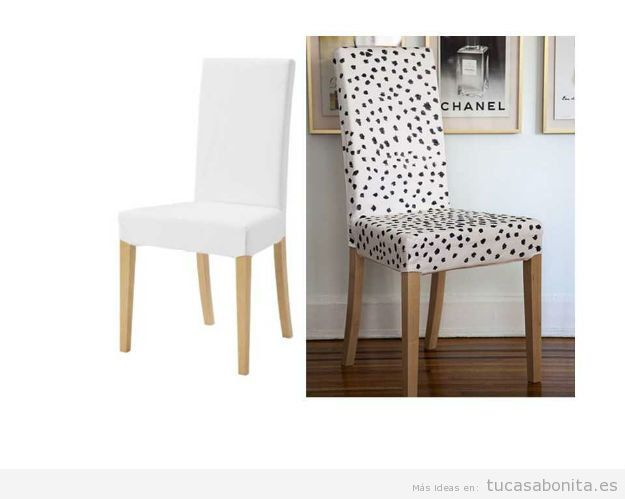 Ideas Ikea Hacks sillas