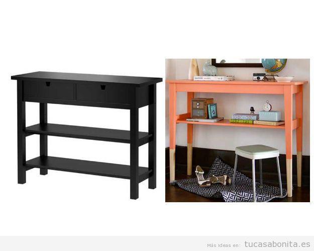 Ideas Ikea Hacks  aparador