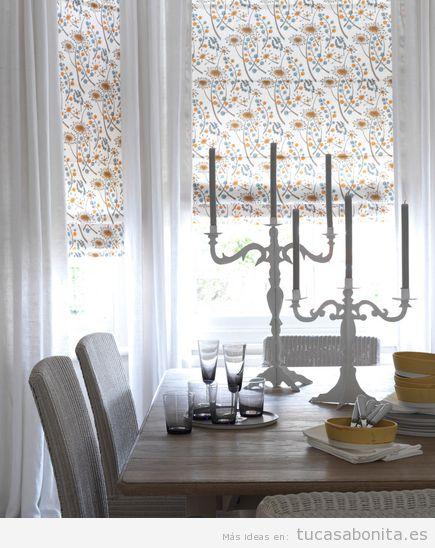 5 ideas para decorar un comedor (Parte 1) - Tu casa Bonita