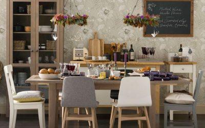5 ideas para decorar un comedor (Parte 1)