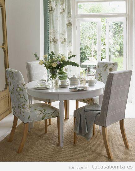 5 ideas para decorar un comedor parte 2 tu casa bonita - Como decorar una mesa de comedor ...