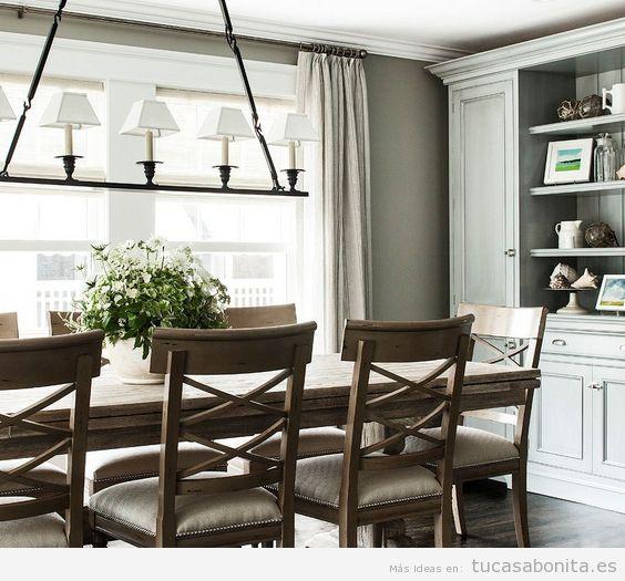 5 ideas para decorar un comedor (Parte 2) - Tu casa Bonita