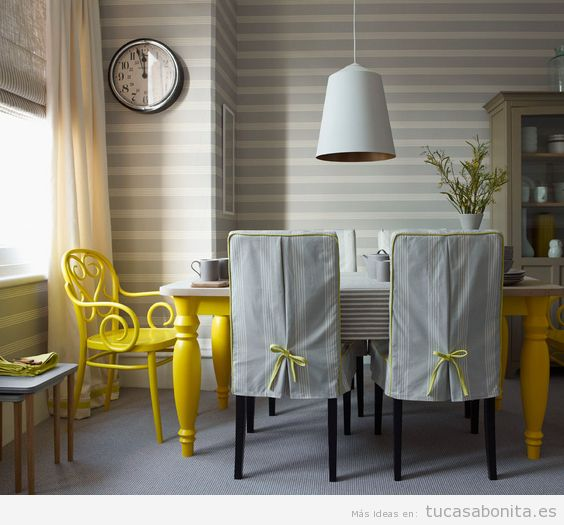 Ideas para la decoración de un comedor 3