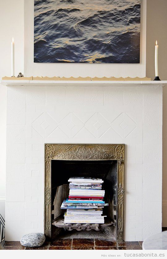 Ideas baratas para la decoración de una sala de estar 2