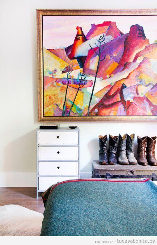 Ideas baratas para la decoración de una sala de estar 6