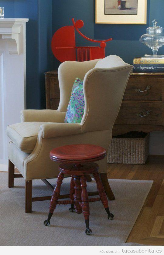 Ideas baratas para la decoración de una sala de estar 7
