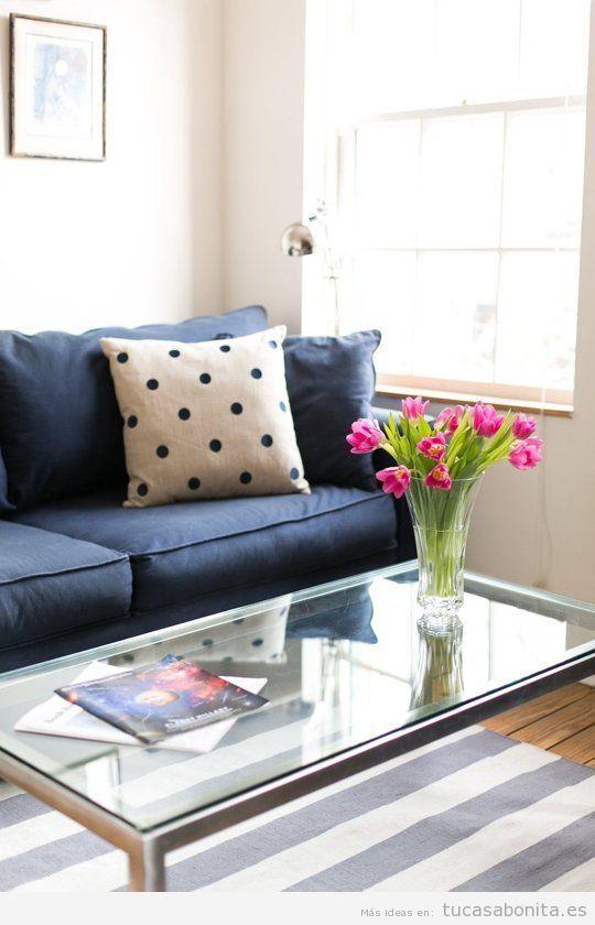 Ideas baratas para la decoración de una sala de estar