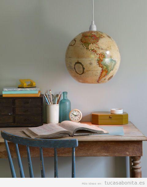 Manualidades originales y bonitas para decorar la casa 4