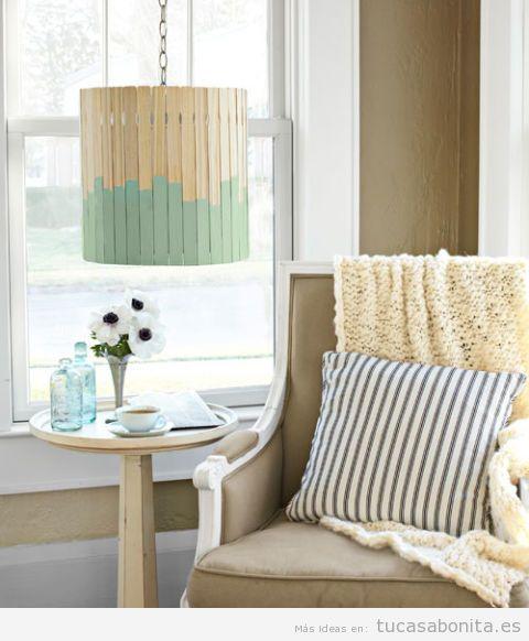 5 proyectos diy f ciles para decorar tu casa de forma for Formas para decorar una casa