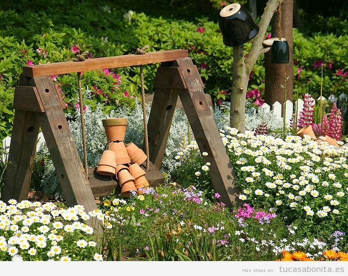 Decorar tu casa bonita ideas para decorar pisos modernos for Ideas decoracion jardin