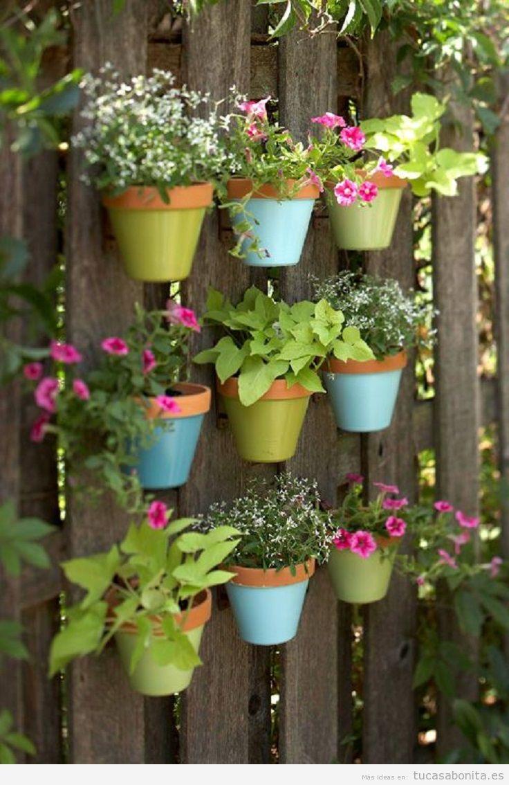 Ideas y trucos para decorar tu casa de estilo moderna o for Decoracion de patios con macetas