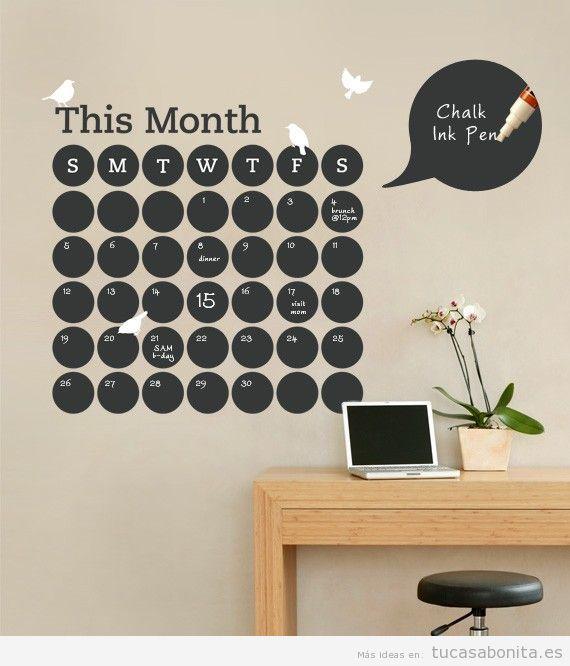 Ideas decorar oficina en casa 3