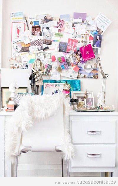 10 ideas inspiradoras para decorar una oficina en casa muy elegante y chic