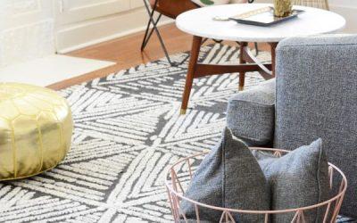 15 ideas para decorar el salón de casa con estilo vintage