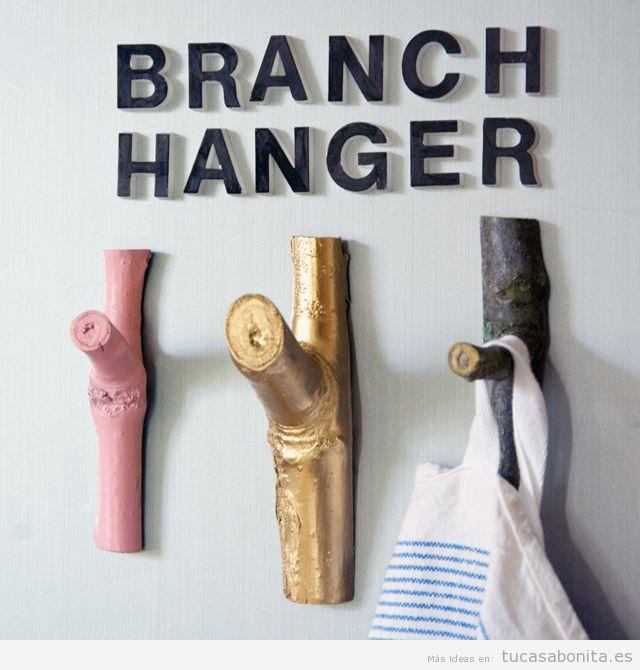 Manualidades para decorar organizar y ordenar tu casa tu casa bonita - Ideas para organizar tu casa ...