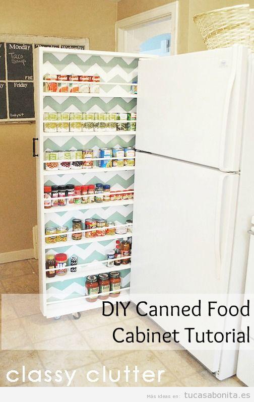 Ideas DIY para organizar y ordenar tu casa 3