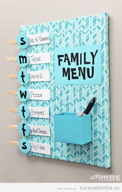 Manualidades para decorar organizar y ordenar tu casa for Manualidades faciles para decorar la casa