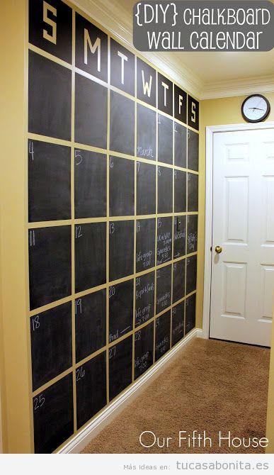 Ideas DIY para organizar y ordenar tu casa 1