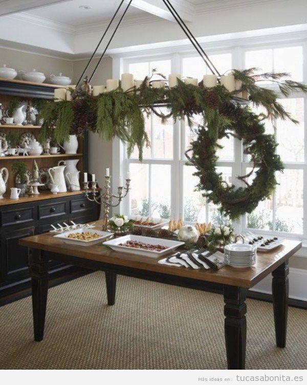 Adornos para decorar tu casa en navidad con un estilo - Adornos para la casa ...
