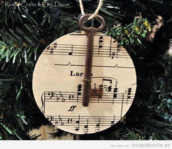 Adornos Navidad vintage 6